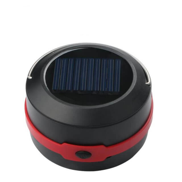 Solar Rechargeable Powerbank Lamp